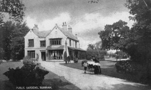 Manor Gardens 1905 (AJ)