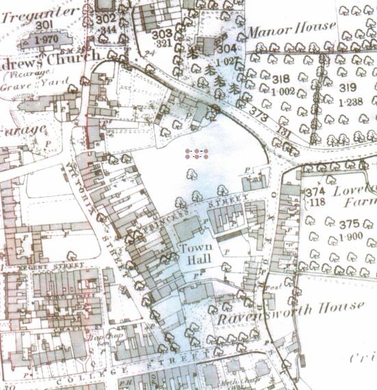 Ravensworth House School 1884