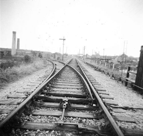 Colthurst and Symmonds sidings