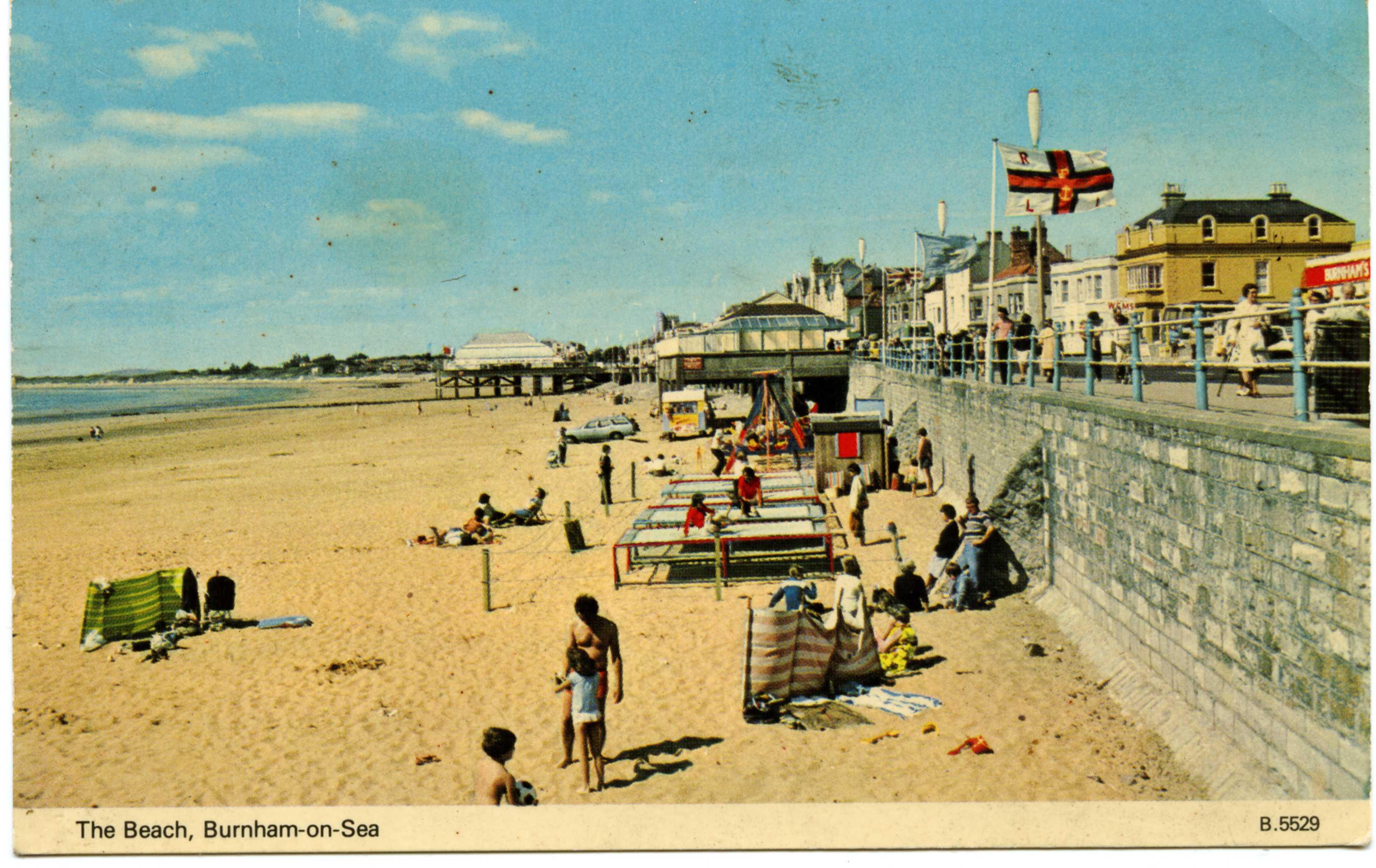 Beach 1970s?