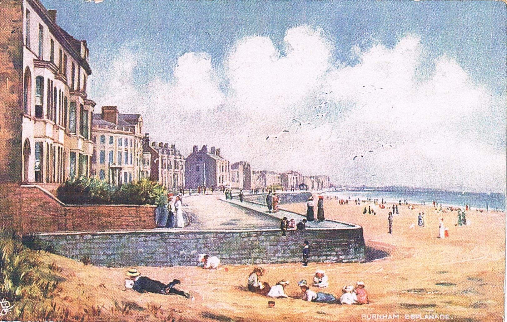 North Esplanade